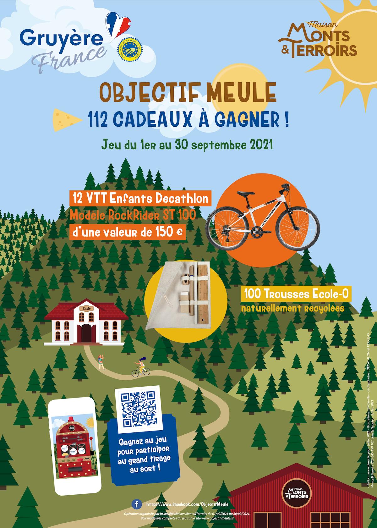 forum concours Affichette-Gruyere-France